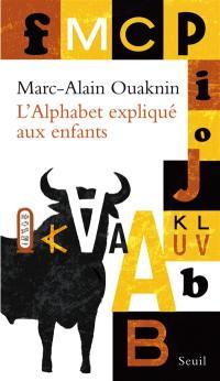 L'alphabet expliqué aux enfants