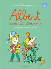 Albert, Albert adore les dinosaures