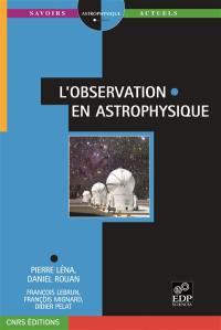 L'observation en astrophysique