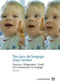 Des jeux de langage chez l'enfant