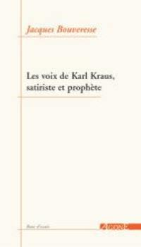Satire & prophétie