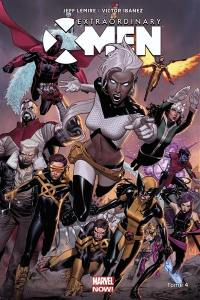 Extraordinary X-Men. Vol. 4. Inhumains vs X-Men