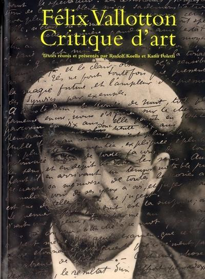 Félix Vallotton critique d'art