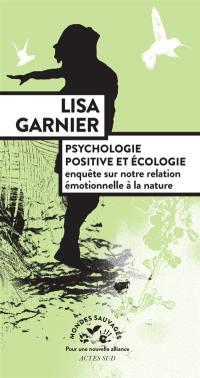 Psychologie positive et écologie