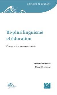 Bi-plurilinguisme et éducation