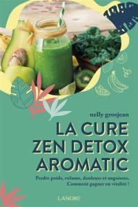 La cure zen détox aromatic