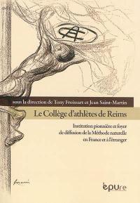 Le Collège d'athlètes de Reims