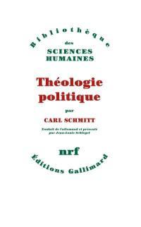 Théologie politique