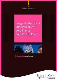 Image et attractivité internationales de la France pour les 18-35 ans
