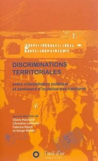 Discriminations territoriales