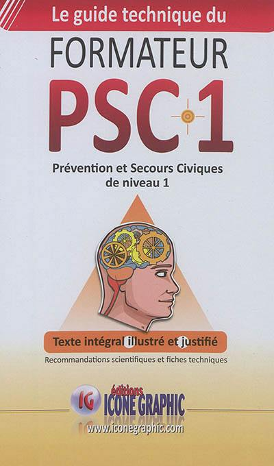 Le guide technique du formateur PSC1