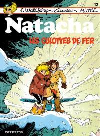 Natacha. Volume 12, Les culottes de fer