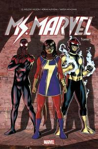 Miss Marvel. Volume 5, Guerre civile