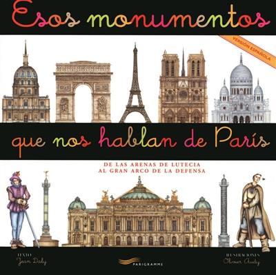 Esos monumentos que nos hablan de Paris