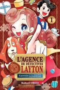 L'agence de détectives Layton. Volume 1,