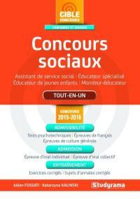 Concours sociaux
