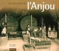 Se souvenir de l'Anjou