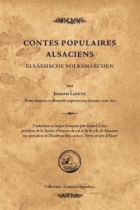 Contes populaires alsaciens = Elsässiche Dolksmärchen