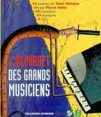 L'alphabet des grands musiciens