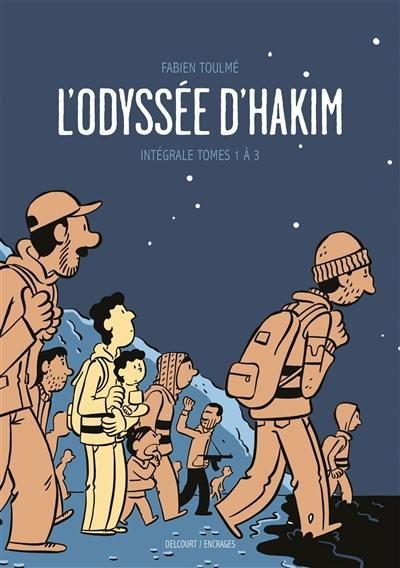 L'odyssée d'Hakim : tomes 1 à 3