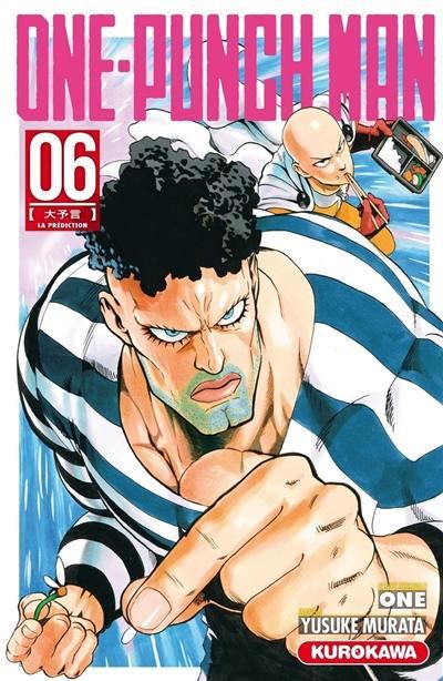 One-punch man. Volume 6, La prédiction