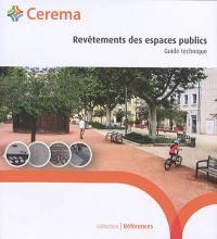 Revêtements des espaces publics
