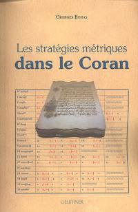 Les stratégies métriques dans le Coran