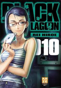 Black lagoon. Volume 10,