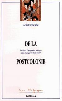 De la postcolonie