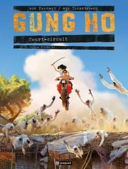 Gung Ho, Volume 2, Court-circuit. Volume 2