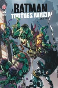 Batman & les Tortues ninja. Volume 1, Amère pizza