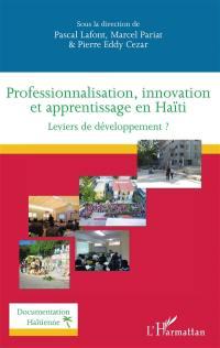 Professionnalisation, innovation et apprentissage en Haïti