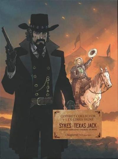 Sykes, Texas Jack