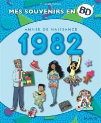Mes souvenirs en BD. Volume 43, Année de naissance