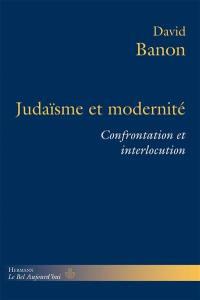 Judaïsme et modernité