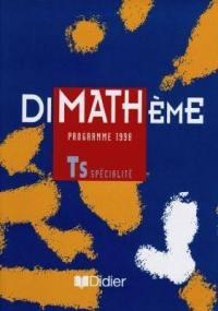 Mathématiques, terminale spécialités : livre de l'élève