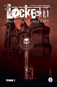 Locke & Key. Volume 1, Bienvenue à Lovecraft