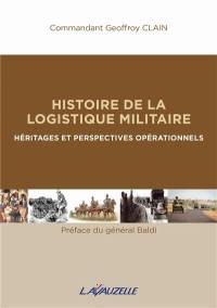 Histoire de la logistique militaire