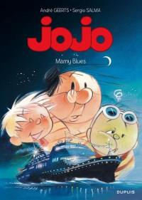 Jojo. Volume 18, Mamy blues