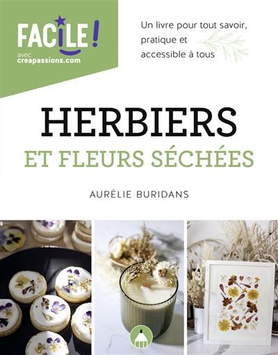 Herbiers et fleurs séchées