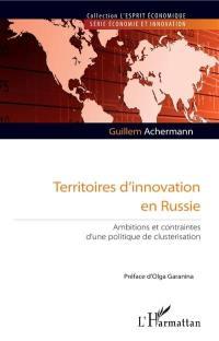 Territoires d'innovation en Russie