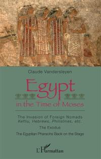Egypt in the time of Moses
