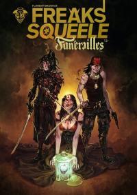 Freaks' squeele. Volume 2, Pain in black
