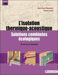 L'isolation thermique-accoustique