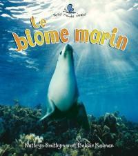 Le biome marin