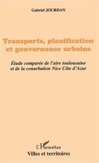 Transports, planification et gouvernance urbaine