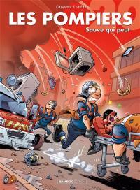 Les pompiers. Volume 20, Sauve qui peut