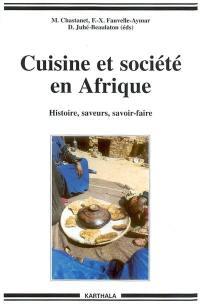 Cuisine et société en Afrique