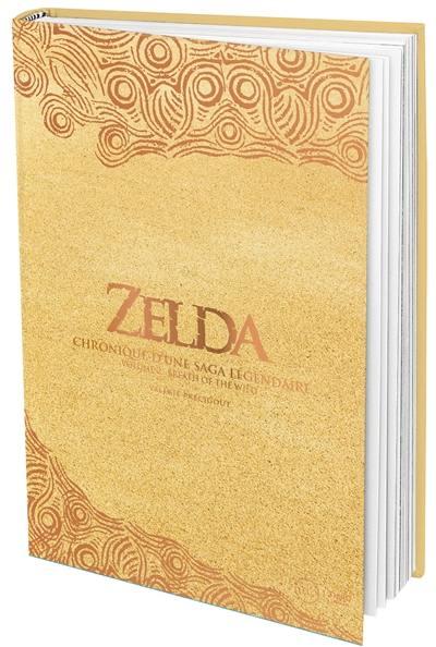 Zelda. Volume 2, Breath of the wild