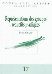 Représentation des groupes réductifs p-adiques